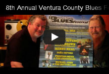 Ventura County Blues Festival - Commercial